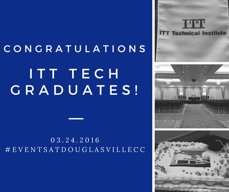 ITT Tech Graduates Event