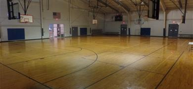 hawthorne gym (uncovered floor)