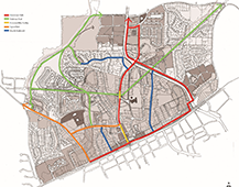 Northside Bike-Ped Trails Concept Plan