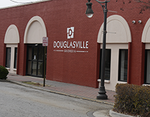 Douglasville City Hall 217x170