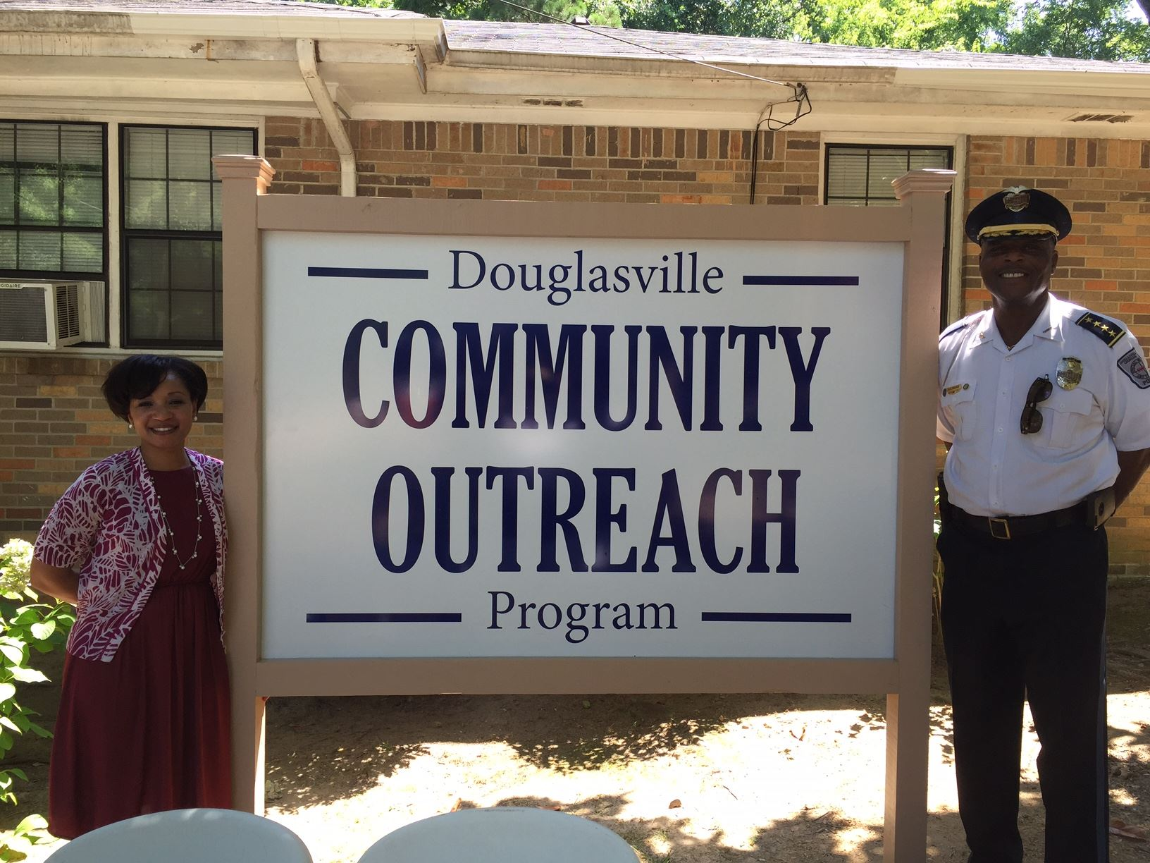 Community Outreach at Hollis Street Community House